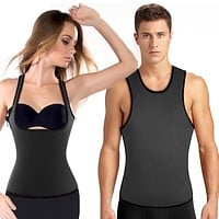 Guys Ultra Sweat Corset Body Shaper