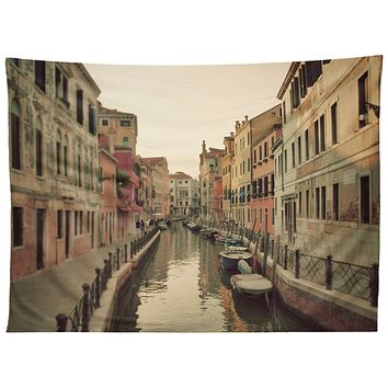 Happee Monkee Venice Waterways Tapestry