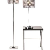 Allure Lamp Collection | Table & Floor Lamps | Mirrors & Lighting | Z Gallerie