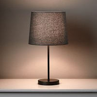 Light Years Table Shade (New Grey) in Table Lamps | The Land of Nod