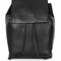 PREMIUM CLEAN LEATHER BACKPACK