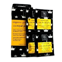 Express Gold Firming & Regenrating Mask with Royal Jelly - 6x(2x8ml)