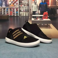 """""""Adidas"""" Summer Fashion Casual Multicolor Stitching Breathable Net Unisex Sneakers Couple Running Shoes"""