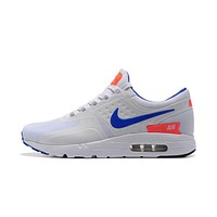 Nike Air Max 87 Zero QS White Blue Orange