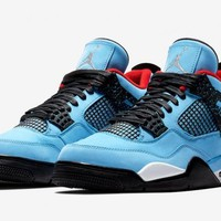 Travis Scott X Air Jordan 4 Cactus Jack