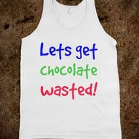 Chocolate wasted - Righteous