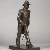 Hernandez Lord Warden of the Cinque Ports (Edition of 12) , Bronze , Busts & Statues