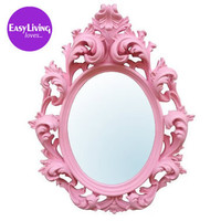 Bubblegum Pink Mirror|Mirrors|Mirrors  Screens|French Bedroom Company