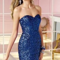 Alyce Homecoming 4369 Dress