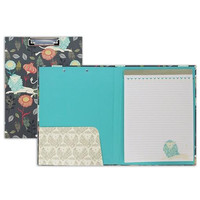 Lion Padfolio with Clipboard