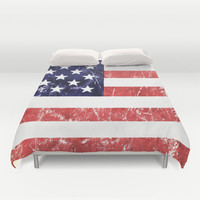 Americana Duvet Cover by Nicklas Gustafsson