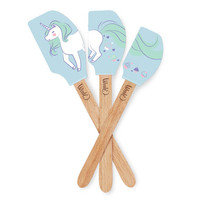 ENCHANTED UNICORN SPATULA SET