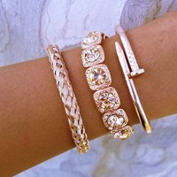 Rosey Glam Stack