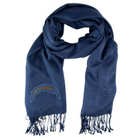 SAN DIEGO CHARGERS PASHI FAN SCARF (NAVY)