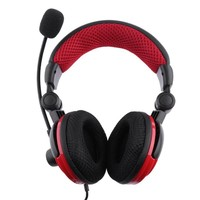 ALLOET 3.5mm Plug Wired Game Headphone Stereo Surround Headphones For PS4 Xbox One PC Gaming Headset With Microphone auriculares