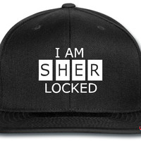 I Am SherLocked snapback