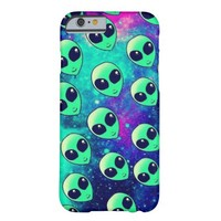 Starry- Eyed Alien Galaxy (All iPhone & androids) Barely There iPhone 6 Case