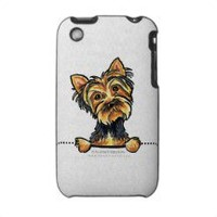 Yorkie iPhone Cases, Yorkie iPhone 5, 4 & 3 Case/Cover Designs