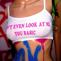 SWEET LORD O'MIGHTY! NO BASIC ZONE BRALET