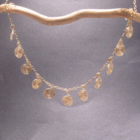 Necklace 264 - GOLD