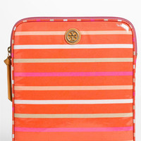 Tory Burch Coated Poplin Tablet Sleeve | Nordstrom
