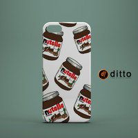 NUTELLA DREAM  Custom Case for iPhone 6 6 Plus iPhone 5 5s 5c GalaxyS 3 4 & 5 and Note 3 4