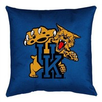 Sports Coverage University of Kentucky Toss Pillow - KYToss