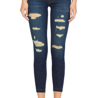 9326 Cropped Skinny in Demented Trouble