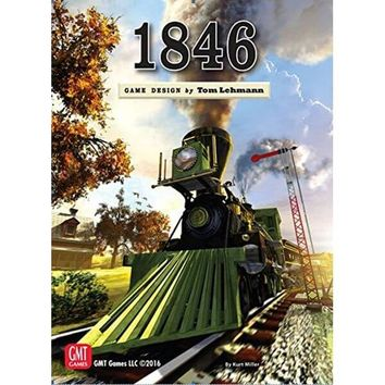 1846: The Race to the Midwest - Tabletop Haven