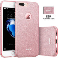iPhone 7 Plus Case, ESR iPhone 7 Plus Makeup Series Back Cover Shinning Protecti