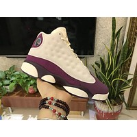 Air Jordan 13 Bordeaux Aj13 439358 112 | Best Deal Online
