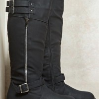 Twisted Rider Wide Boots