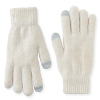 Plush-Lined Tech Gloves