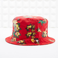 Obey Sativa Bucket Hat in Red - Urban Outfitters
