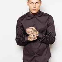 Religion   Religion Shirt in Stretch Fabric at ASOS