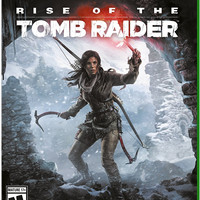 Rise of the Tomb Raider - Xbox