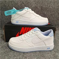 Trendsetter Nike Air Force 1'07 Prm 2 Women Men Casual  Low-Top Old Skool Shoes