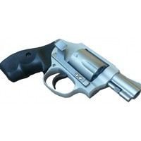 Clipdraw Concealed Carry Belt Clip, Universal for Revolvers - Silver