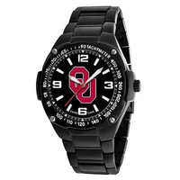 NCAA Oklahoma Sooners Men's Gladiator Watch