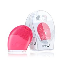 BeneU® Makeup Facial Brush Cleaner Face Massager Sonic Silicone Vibrating Rechargeable Electric...