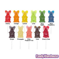 Giant Gummy Bear on a Stick | CandyWarehouse.com Online Candy Store