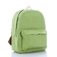 Fashion Green Stylish Backpack = 4887808836