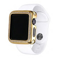One Row Iced Out 38mm Apple Watch Series 1,2&3 Slide on Bezel