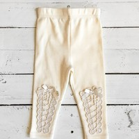 TOO SWEET LEGGINGS - IVORY