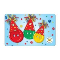 Build-A-Bear Party Gift Card $25.00