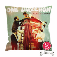 One Direction Take Me Home Cushion Case / Pillow Case
