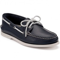Men's Authentic Original Boat Shoe in Navy by Sperry Top-Sider