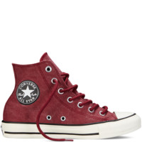 Converse -Chuck Taylor All Star Washed-Oxheart-Hi Top