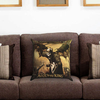 Avenged Sevenfold Hail to The King Cover Pillow Cover , Custom Zippered Pillow Case One Side Two Sides