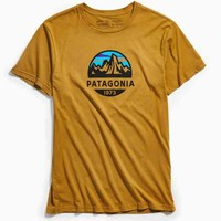 Patagonia Fitz Roy Scope Organic Tee | Urban Outfitters